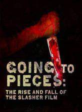 Movie Going to Pieces: The Rise and Fall of the Slasher Film