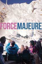 Movie Force Majeure (Tourist)
