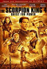 Movie The Scorpion King 4: Quest for Power