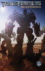 Movie Transformers: Beginnings
