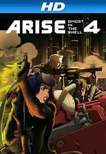 Movie Ghost in the Shell Arise: Border 4 - Ghost Stands Alone