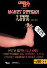 Movie Monty Python Live