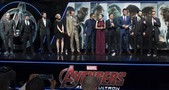 The Avengers: Age of Ultron