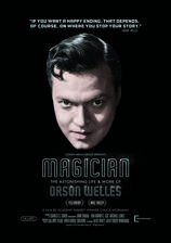 Movie Magician: The Astonishing Life and Work of Orson Welles