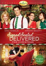 Movie Signed, Sealed, Delivered for Christmas