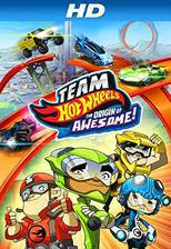 Movie Team Hot Wheels: The Origin of Awesome!
