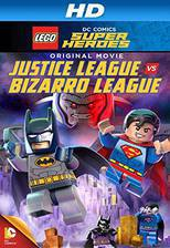 Movie Lego DC Comics Super Heroes: Justice League vs. Bizarro League