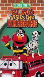 Movie Elmo Visits the Fire House