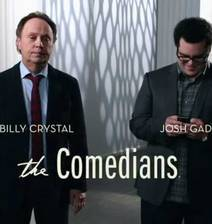Movie The Comedians