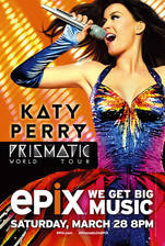 Movie Katy Perry: The Prismatic World Tour