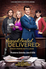 Movie Signed, Sealed, Delivered: From Paris with Love