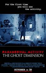 Movie Paranormal Activity: The Ghost Dimension