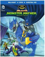Movie Batman Unlimited: Monster Mayhem