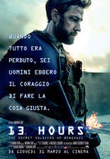 Movie 13 Hours: The Secret Soldiers of Benghazi