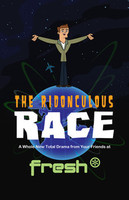 Total Drama Presents: The Ridonculous Race