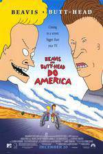 Movie Beavis and Butt-Head Do America