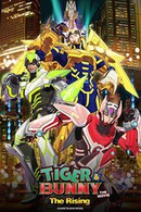 Tiger and Bunny Movie 2: The Rising - Dub