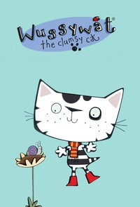 Wussywat the Clumsy Cat