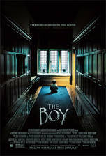 Movie The Boy (The Inhabitant: In a Dark Place)