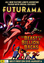 Movie Futurama: The Beast with a Billion Backs