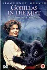 Movie Gorillas in the Mist: The Story of Dian Fossey