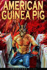 Movie American Guinea Pig: Bouquet of Guts and Gore