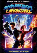 Movie The Adventures of Sharkboy and Lavagirl 3-D