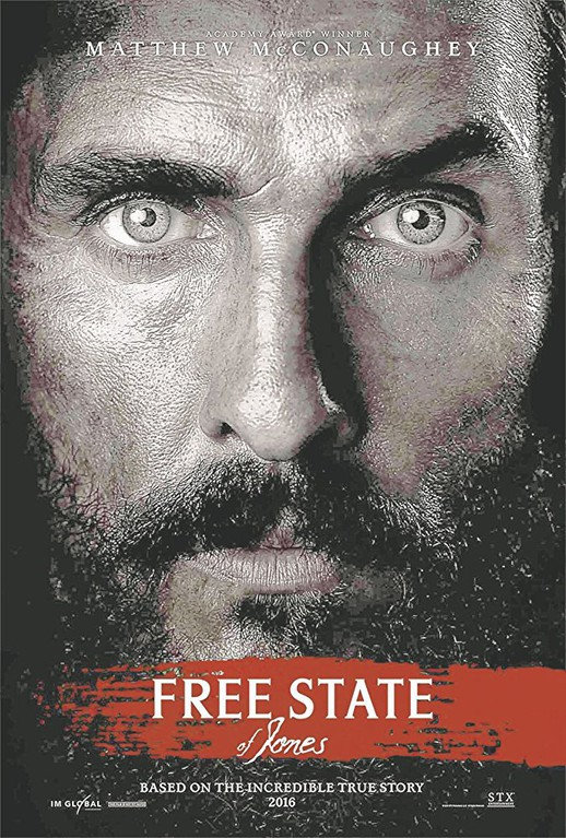 FREE STATE OF JONES | STX Entertainment