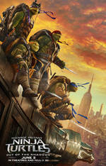 Movie Teenage Mutant Ninja Turtles: Out of the Shadows