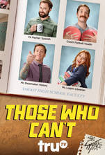 Movie Those Who Can't