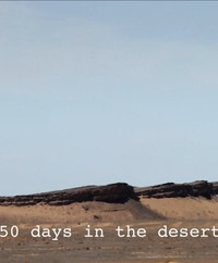 50 Days in the Desert