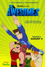 Movie The Awesomes