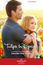 Movie Tulips in Spring