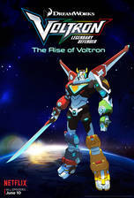 Movie Voltron: Legendary Defender