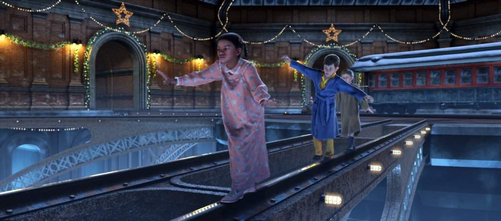 Billy Voice - The Polar Express (Movie) | Behind The Voice ... |The Polar Express Voice Actors