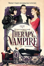 Movie Therapy for a Vampire