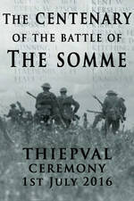 Movie The Centenary of the Battle of the Somme: Thiepval