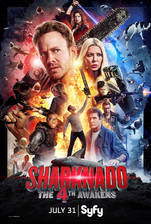 Movie Sharknado 4: The 4th Awakens