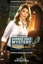 Movie Garage Sale Mystery: The Wedding Dress