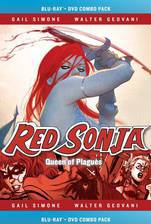 Movie Red Sonja: Queen of Plagues