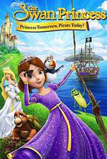 Movie The Swan Princess: Princess Tomorrow, Pirate Today!