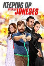 Movie Keeping Up with the Joneses