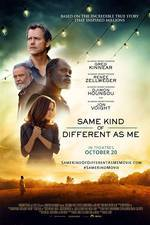 Movie Same Kind of Different as Me