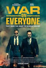 Movie War on Everyone