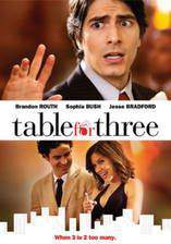 Movie Table for Three