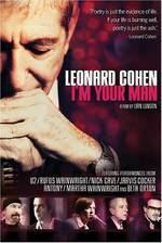Movie Leonard Cohen: I'm Your Man