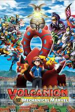 Movie Pokemon the Movie: Volcanion and the Mechanical Marvel (Ingenious Magearna)