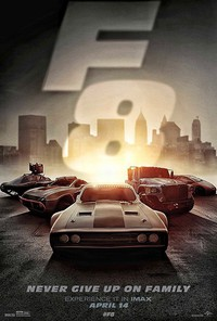 F8: The Fate of the Furious (Fast & Furious 8)