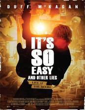 Movie It's So Easy and Other Lies