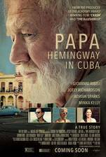 Movie Papa Hemingway in Cuba